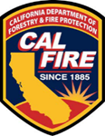 California State Fire Marshal logo