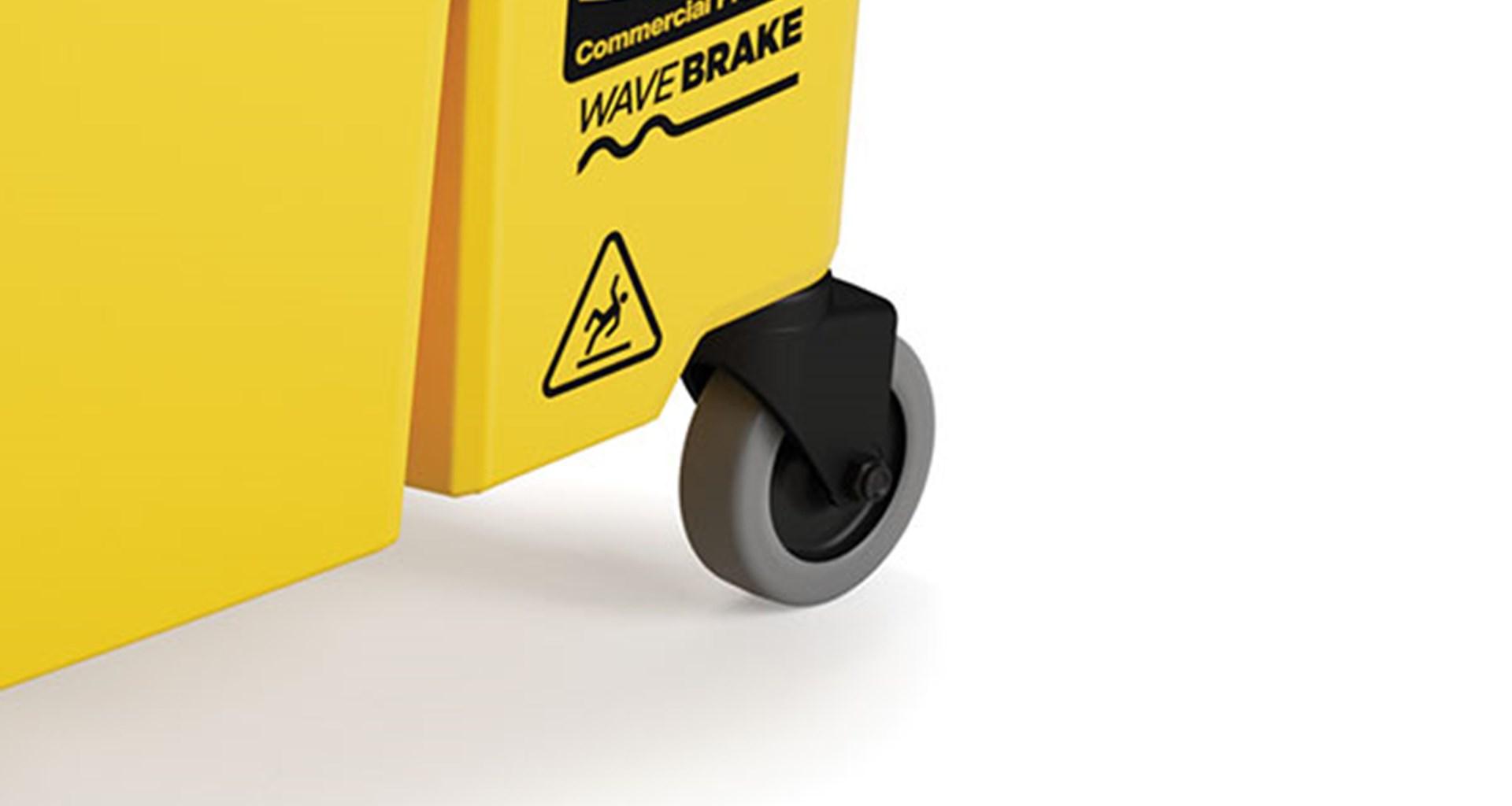 798e6943a33 WaveBrake® 44 QT Down-Press Bucket and Wringer